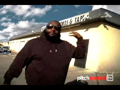 RICK ROSS at Screwed Up Records & TSU