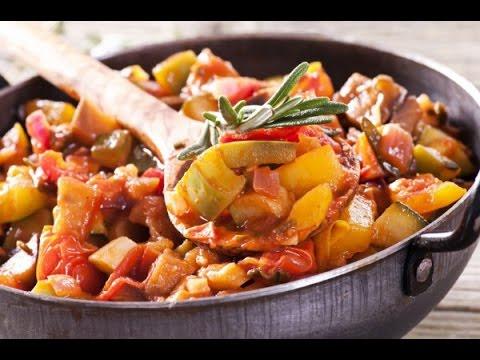 Овощняк - рагу с мясом.