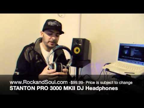 DJ Headphones - First Impressions Aerial7 Tank / XONE XD-53 / Stanton Pro 3000 / Shure SRH750