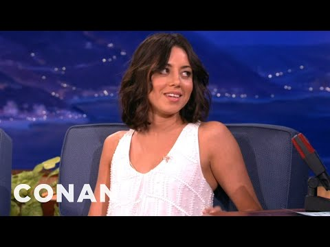 Download Lagu Aubrey Plaza's Masturbation Scene Was, Um, Awkward MP3 Free