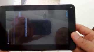 HARD RESET TABLET CCE TS 72
