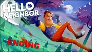 GİZLİ ODAYA SIZDIM / HELLO NEİGHBOR ALPHA 2