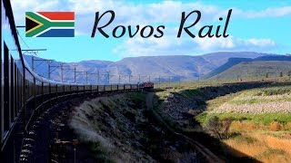 세계적으로 손꼽히는 초호화 기차 여행, 로보스 레일