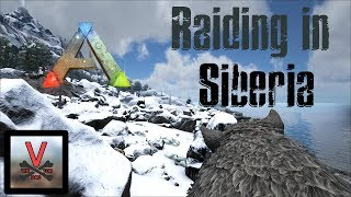 Raiding in Extreme Cold (Rag 202) - ARK: Official PVP