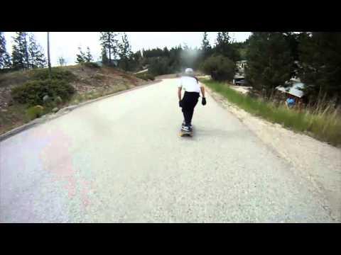 Skating Summerland, BC