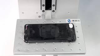 Hot selling Laser marking machine for mobile phone lcd screen repair