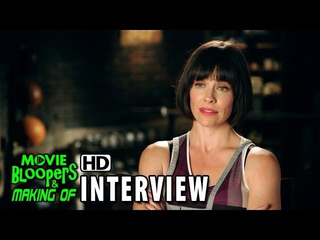 Ant-Man (2015) Behind the Scenes Movie Interview - Evangeline Lilly is 'Hope Van Dyne'