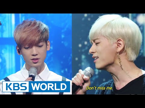 Boyfriend - White Out   Witch [music Bank Comeback   2014.10.10] video