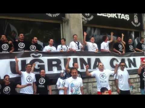 Rizeli Kartallar - FEDA t-shirt etkinliği -1 (3 Haziran 2012)