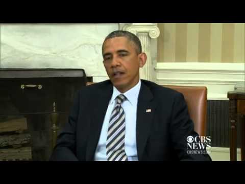Obama announces 2014 NATO summit on Afghanistan   CBS News Video