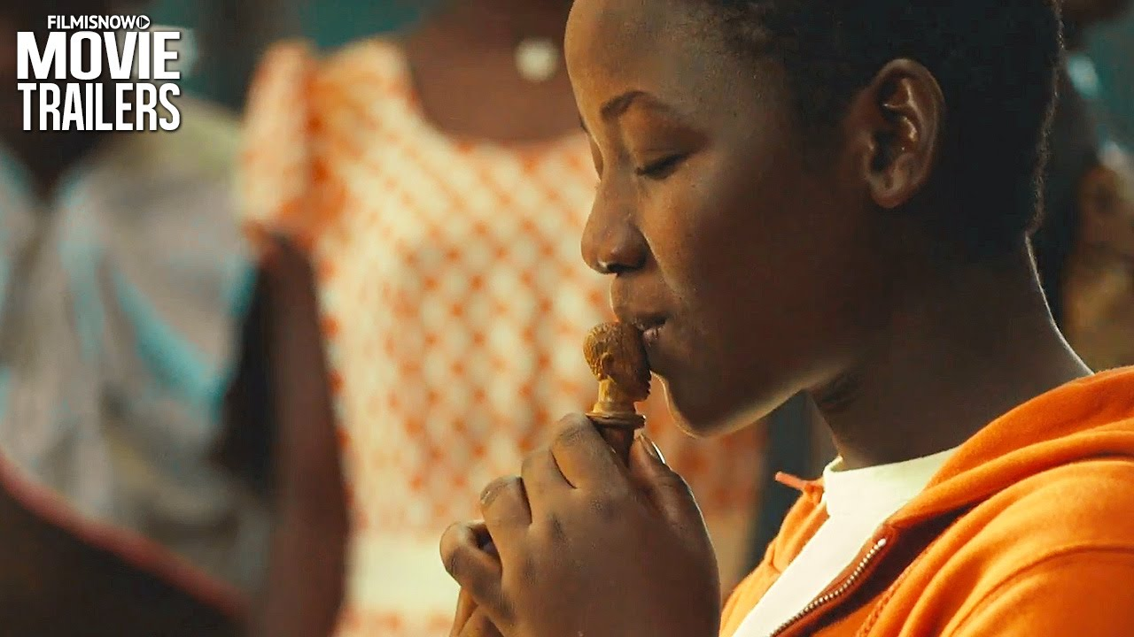 Lupita Nyong'o and David Oyelowo star in Disney's Queen of Katwe | Official Trailer [HD]