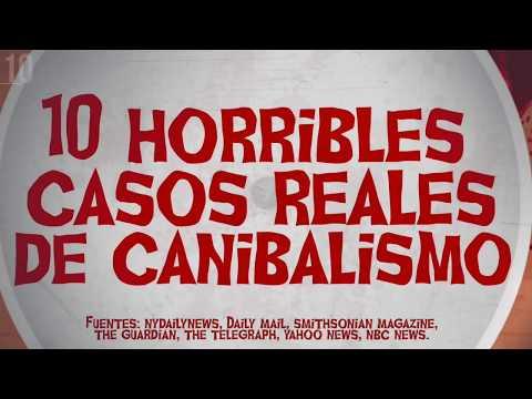 10 Horripilantes Caníbales de la vida real
