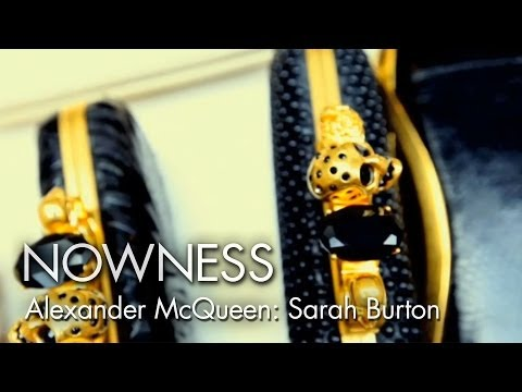 NOWNESS.com presents:  Alexander McQueen s Sarah Burton and NYT s Cathy Horyn