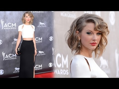 Taylor Swift's Sexy 2014 ACM Style