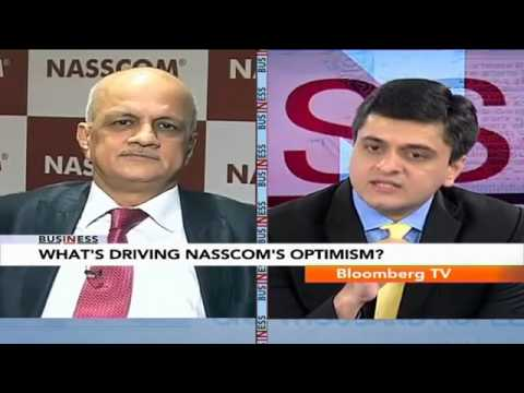 In Business- Size Of Individual Deals Increasing: Nasscom