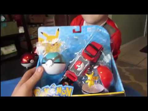 Pokemon Toys From Mystery Machines