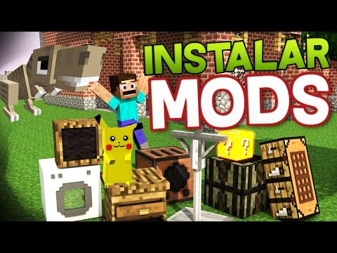 HOW TO INSTALL MODS IN MINECRAFT 2017 (ALL VERSIONS) FROM 0 WITH FORGE