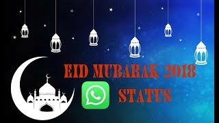 New 2018 Eid Mubarak Status