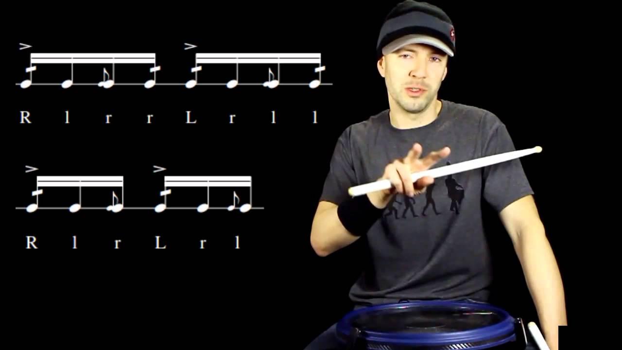 Hybrid Rudiments � Ninja Drummist
