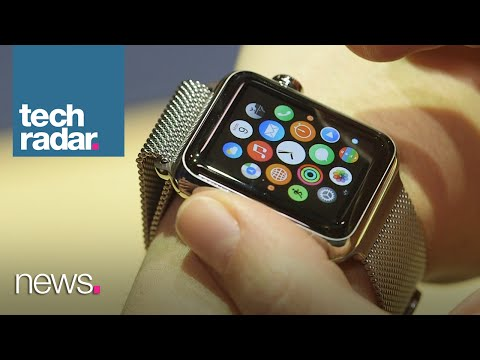 TechRadar Talks - Will Apple Watch Have Any Killer Apps?