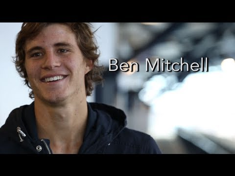 New ATP Challenger event in Traralgon: Ben Mitchell