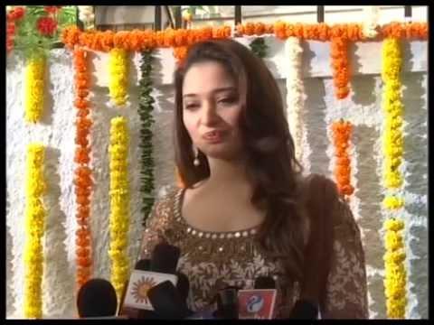 Bengal Tiger Movie Opening | Ravi Teja, Tamannaah Bhatia, Rashi Khanna