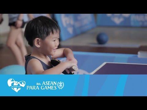 ASEAN Para Games roadshow at Choa Chu Kang Sports Centre