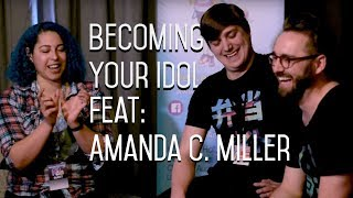 Becoming Your Idol Feat: Amanda C. Miller | Colorado Anime Fest Interviews Part 1