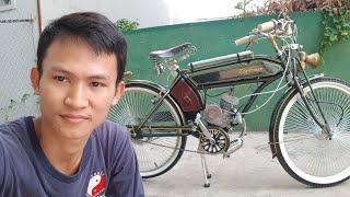 55trieu, xe đạp 2 thì rumen 1924, xe của mỹ , sản xuất mới 100%