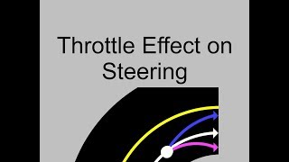 Throttle Effect on Motorcycle Steering - Street Skills LLC