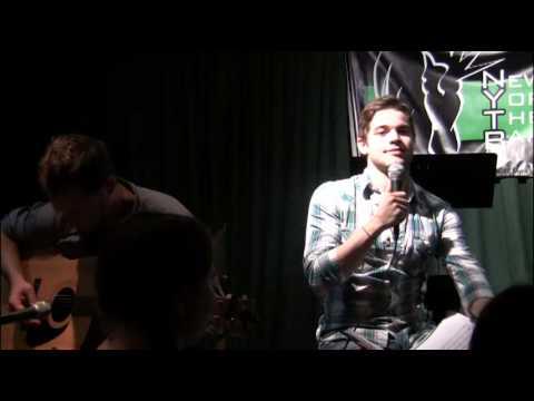 Carner & Gregor: JEREMY JORDAN singing STAY AWHILE