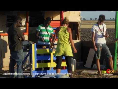 IOCISTO fra i migranti - 'Radio Ghetto'