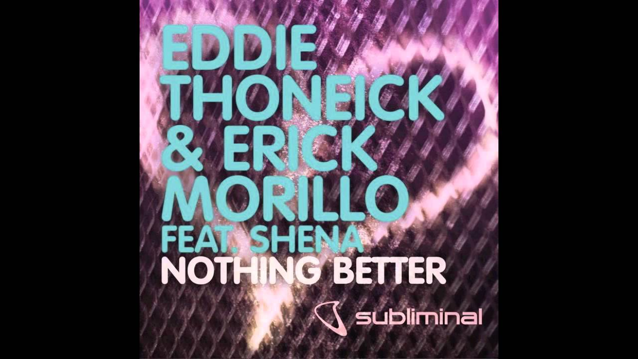 Eddie Thoneick and Shena Nothing Better