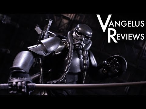 Showa TK Trooper Black Sun Commando (ThreeA) - Vangelus Review 398