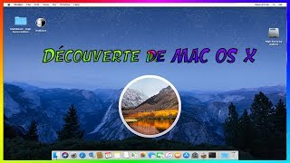 DECOUVERTE DE MAC OS X HIGH SIERRA !!