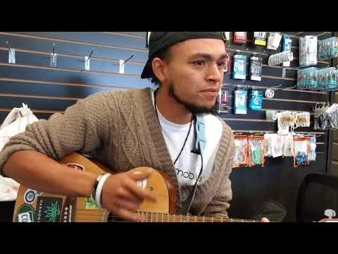 """I Hear Your Song, Sweetness"" Cover By Tevin Song By George Taylor"