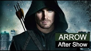 ARROW After Show - Season 2 Episode 8