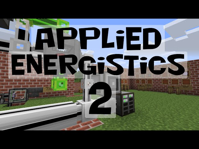 Applied Energistics 2 Quick Tip: Auto-Order Auto ... - YouTube