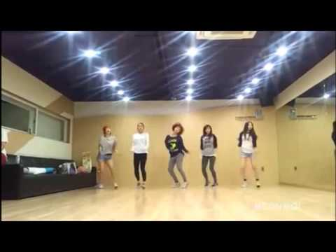 Wonder Girls - Like This (mirrored And Slowed Dance Practice) video