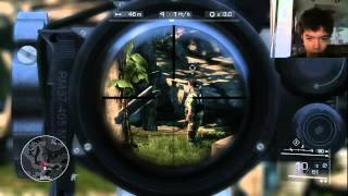 Sniper 2 Ghost Warrior ! Cap 2 !!