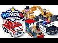 appMink Build a Fire Truck - Monster Truck School Bus Police Car Kids Animation 40 mins