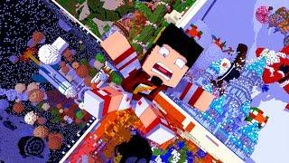 Minecraft: DROPPER - CAIMOS EM VARIOS LUGARES ‹ AMENIC ›