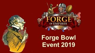 FoEhints: Forge Bowl Event 2019 in Forge of Empires