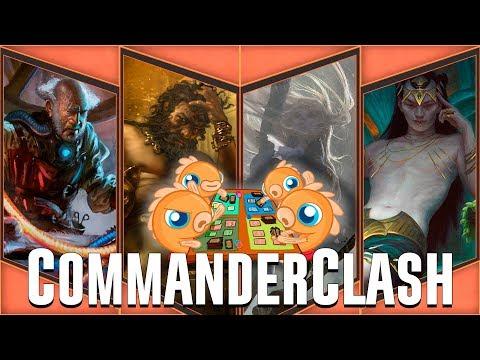 Commander Clash S4 Episode 5: CMC Tribal