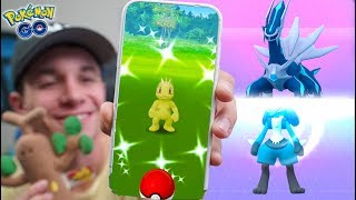 NEW POKÉMON + NEW SHINY EVENT (Pokémon GO)