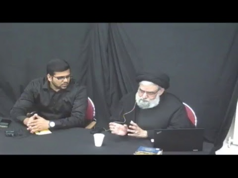 Special Q&A Session By  Syed Mohamad Rizvi  (20/09/2018)