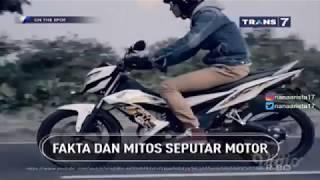 ANDA HARUS TAHU, FAKTA DAN MITOS SEPUTAR MOTOR