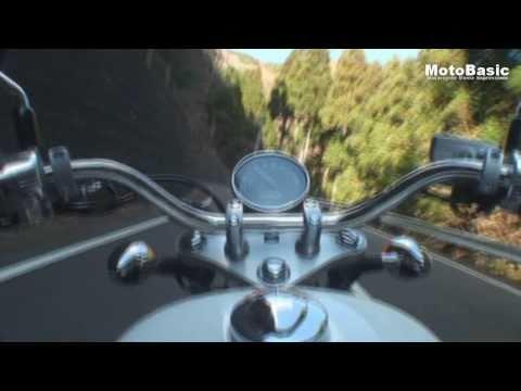 HONDA VT400STest Ride Movie ホンダVT400S バイク試乗