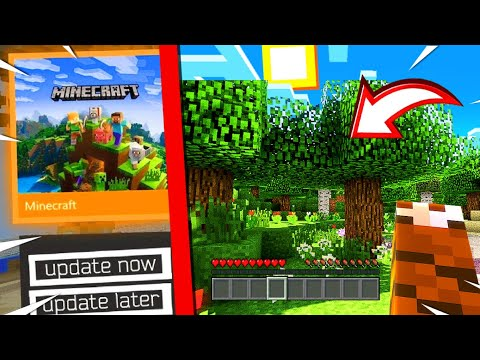 How to Get Shaders on Minecraft Xbox One (2021 NEW WORKING Method) 1.16 +