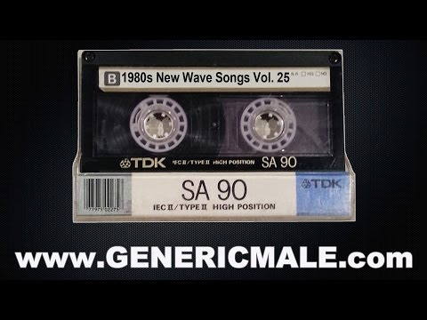 80s New Wave / Alternative Songs Mixtape Volume 25